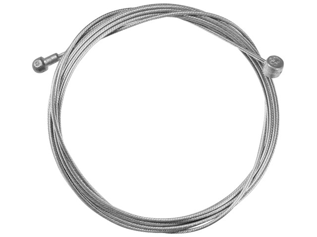 BBB BCB-21 BrakeWire Brake Cable Stainless steel grey